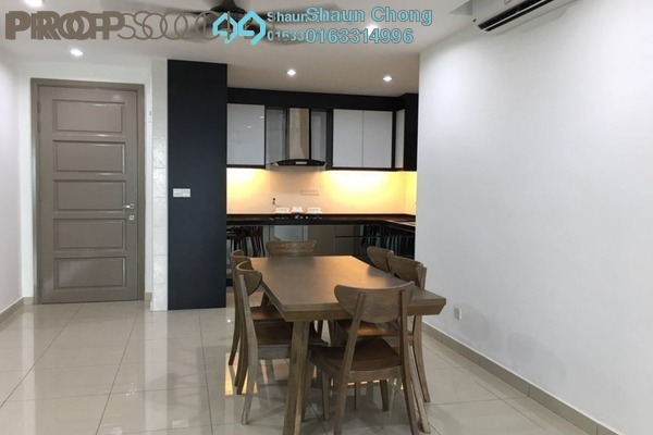 For Rent Condominium at Cheras Heights Condominium, Cheras South Freehold Unfurnished 3R/3B 2.1k