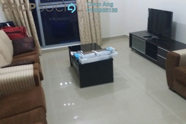 For Rent Serviced Residence at PJ8, Petaling Jaya Leasehold Fully Furnished 1R/1B 2.3k