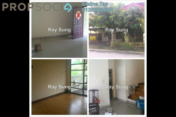 For Sale Terrace at BK5, Bandar Kinrara Freehold Semi Furnished 4R/4B 1.55m