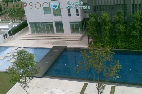 For Sale Condominium at The Saffron, Sentul Freehold Unfurnished 3R/3B 1.05m