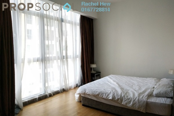 For Rent Condominium at Hampshire Residences, KLCC Freehold Fully Furnished 3R/3B 7k