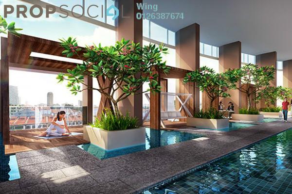 For Sale Condominium at Kajang 2, Kajang Freehold Semi Furnished 3R/2B 288.0千