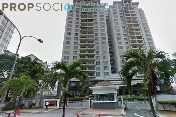 For Rent Condominium at Ken Damansara II, Petaling Jaya Freehold Fully Furnished 3R/2B 3.2k