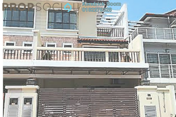 For Sale Terrace at The Peak, Cheras South Freehold Unfurnished 5R/4B 1.3m