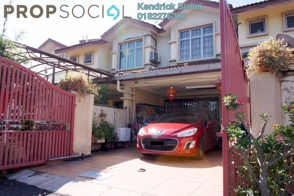 For Sale Terrace at Phase 6A, Taman Putra Prima Freehold Semi Furnished 4R/3B 630k