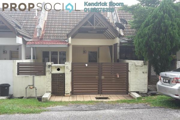 For Sale Terrace at BK3, Bandar Kinrara  Semi Furnished 3R/2B 570k