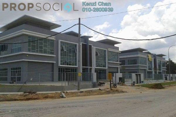 For Sale Factory at Beranang Industrial Park, Semenyih Freehold  0R/0B 3.38m