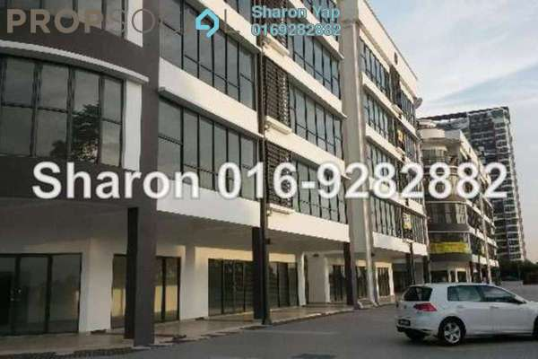 For Rent Shop at Seri Gembira Avenue, Kuchai Lama Freehold Unfurnished 0R/0B 5.5k