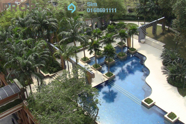 For Sale Condominium at Perdana Emerald, Damansara Perdana Leasehold Fully Furnished 3R/2B 680k