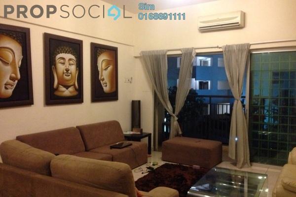 For Sale SoHo/Studio at 28 Boulevard, Pandan Perdana Leasehold Semi Furnished 1R/1B 290k