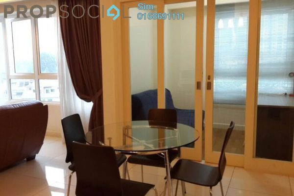 For Sale Condominium at Tiffani Kiara, Mont Kiara Freehold Semi Furnished 5R/6B 1.9m