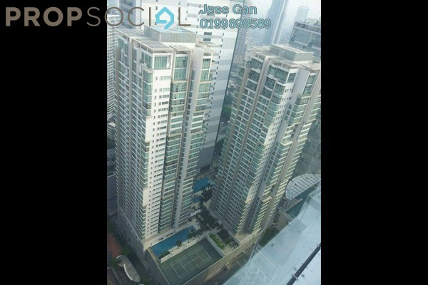For Rent Condominium at Soho Suites, KLCC Freehold Fully Furnished 2R/2B 4.5k
