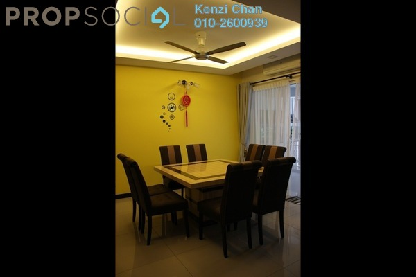 For Rent Condominium at 3 Kia Peng, KLCC Freehold Fully Furnished 4R/3B 6.8k