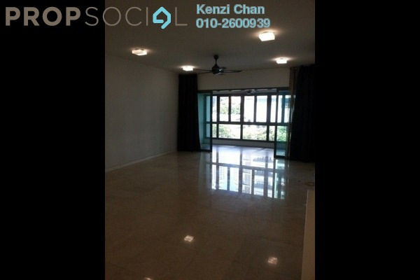For Rent Condominium at Seni, Mont Kiara Freehold Semi Furnished 5R/4B 12k