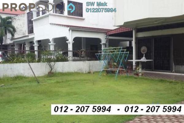 For Sale Bungalow at Taman Kepong, Kepong Freehold Semi Furnished 6R/3B 1.75m