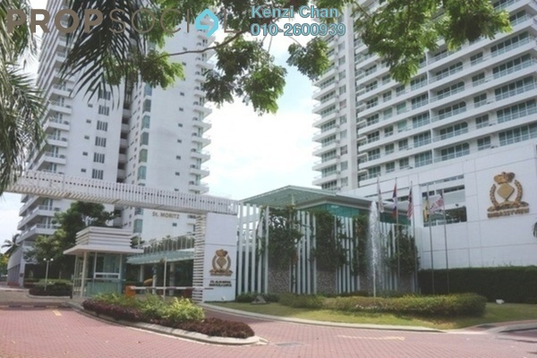 For Rent Condominium at Embassyview, Ampang Hilir Leasehold Fully Furnished 4R/3B 7k