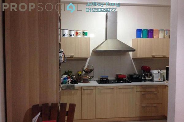 For Rent Apartment at Desa Idaman Residences, Puchong Freehold Semi Furnished 3R/2B 1.2k
