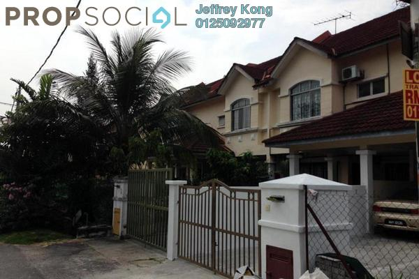 For Sale Terrace at Taman Kajang Perdana, Kajang Freehold Unfurnished 4R/3B 405k