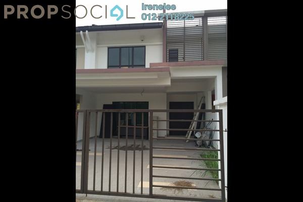 For Sale Terrace at Seri Sungai Long, Bandar Sungai Long Freehold Unfurnished 4R/3B 799k