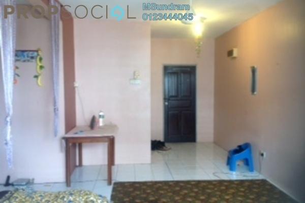 For Rent Condominium at Sri Suajaya, Sentul Freehold Semi Furnished 3R/2B 1.3k