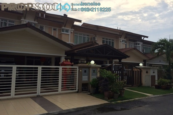For Rent Terrace at Seri Sungai Long, Bandar Sungai Long Freehold Semi Furnished 4R/3B 2.2k
