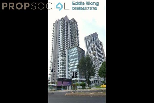 For Rent Condominium at You One, UEP Subang Jaya Freehold Fully Furnished 2R/1B 1.6k