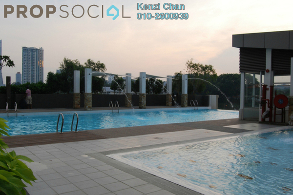 For Rent Condominium at Gaya Bangsar, Bangsar Leasehold Fully Furnished 2R/2B 5.3k