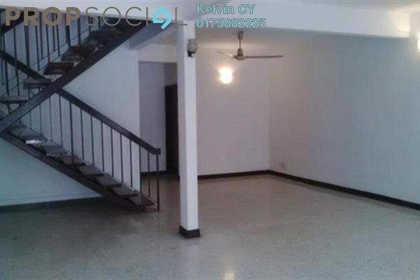For Rent Terrace at Jalan Sungai Besi, Kuala Lumpur Freehold Semi Furnished 4R/3B 3k