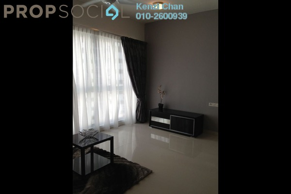 For Rent SoHo/Studio at Regalia, Putra Freehold Fully Furnished 1R/1B 1.9k