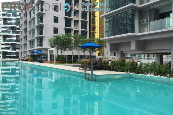 For Sale Condominium at Verde, Ara Damansara Freehold Semi Furnished 3R/2B 950k