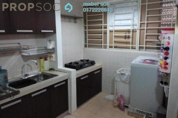 For Sale Condominium at Flora Damansara, Damansara Perdana Leasehold Semi Furnished 3R/2B 275k