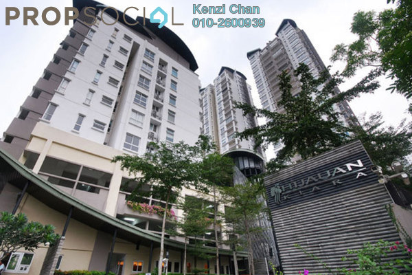 For Rent Condominium at Hijauan Kiara, Mont Kiara Freehold Fully Furnished 5R/4B 7.5千