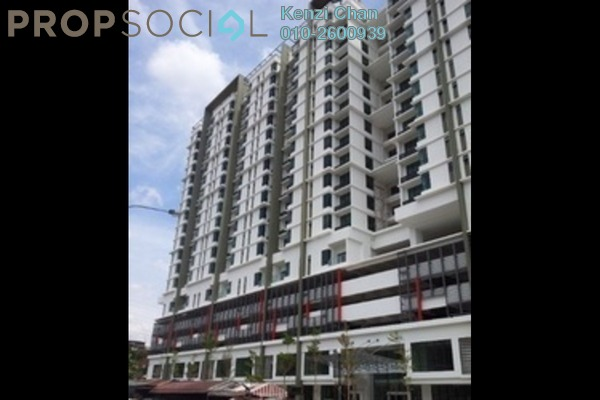 For Rent Condominium at Amaya Maluri, Cheras Leasehold Semi Furnished 2R/2B 2.4k