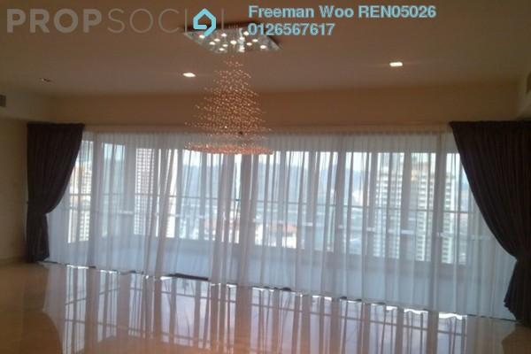 For Rent Condominium at 10 Mont Kiara, Mont Kiara Freehold Fully Furnished 4R/5B 12k