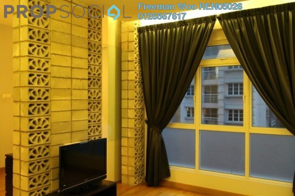 For Rent Condominium at Ceriaan Kiara, Mont Kiara Freehold Fully Furnished 3R/4B 4k