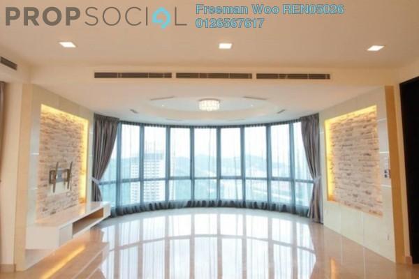 For Sale Condominium at 11 Mont Kiara, Mont Kiara Freehold Semi Furnished 4R/5B 2.9m