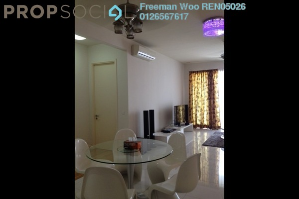For Sale Condominium at Kiaramas Ayuria, Mont Kiara Freehold Fully Furnished 3R/3B 1.35m