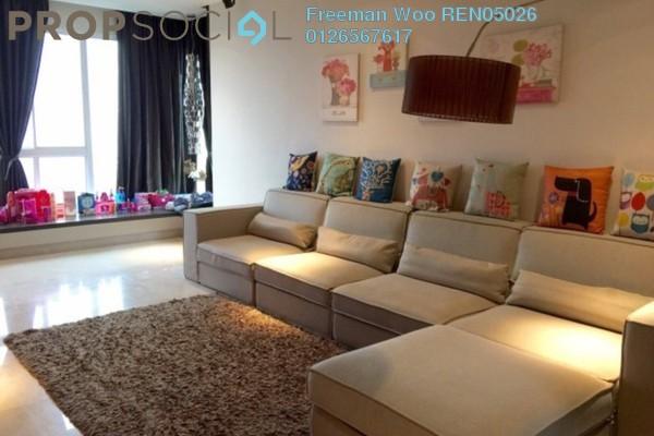 For Sale Duplex at Kiaramas Ayuria, Mont Kiara Freehold Semi Furnished 4R/5B 1.95m