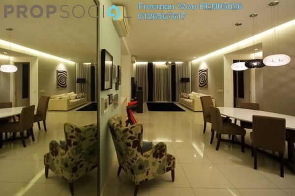 For Sale Condominium at Kiaramas Ayuria, Mont Kiara Freehold Fully Furnished 3R/4B 1.23m