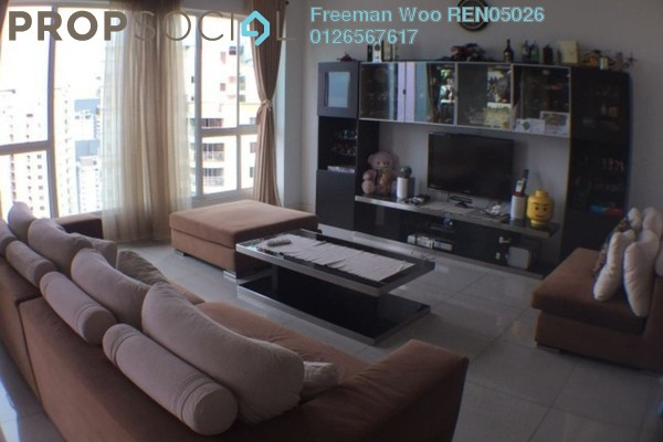 For Sale Condominium at Kiaramas Ayuria, Mont Kiara Freehold Fully Furnished 3R/4B 1.5m