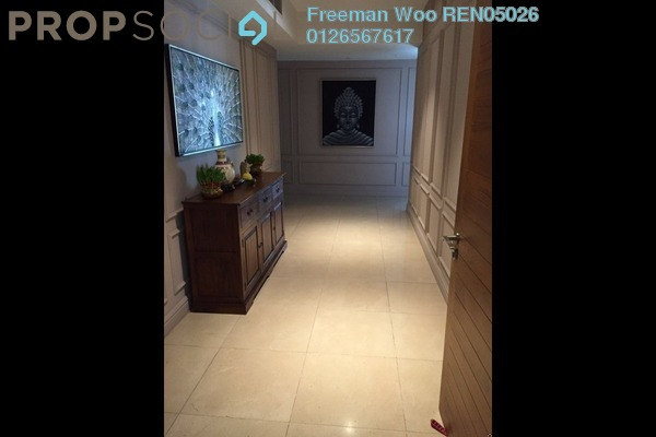 For Sale Condominium at 10 Mont Kiara, Mont Kiara Freehold Fully Furnished 4R/5B 4.5m