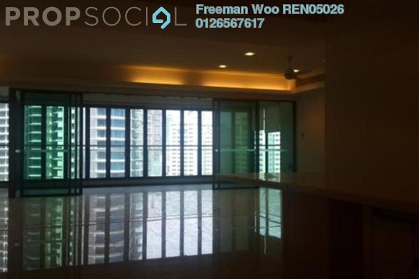 For Rent Condominium at 10 Mont Kiara, Mont Kiara Freehold Semi Furnished 4R/5B 13.5k