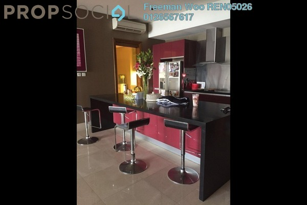 For Rent Condominium at 10 Mont Kiara, Mont Kiara Freehold Fully Furnished 4R/5B 14k
