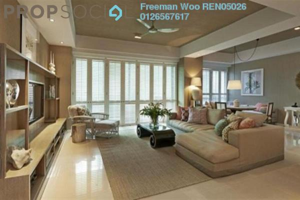 For Sale Condominium at Verdana, Dutamas Freehold Semi Furnished 5R/6B 1.8m