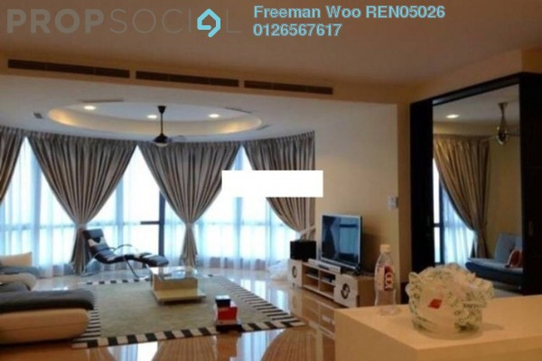 For Rent Condominium at 11 Mont Kiara, Mont Kiara Freehold Fully Furnished 4R/5B 12k