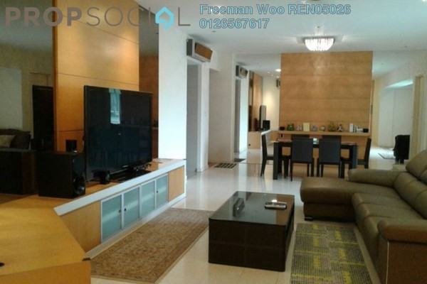 For Sale Condominium at Kiaraville, Mont Kiara Freehold Fully Furnished 4R/5B 1.8m