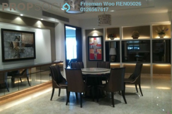 For Sale Condominium at 10 Mont Kiara, Mont Kiara Freehold Fully Furnished 4R/5B 3.12m