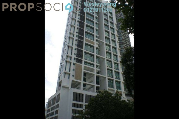 For Rent Condominium at The Meritz, KLCC Freehold Fully Furnished 2R/2B 6.5k