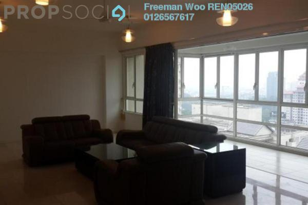 For Sale Condominium at Kiaraville, Mont Kiara Freehold Fully Furnished 4R/5B 1.75m