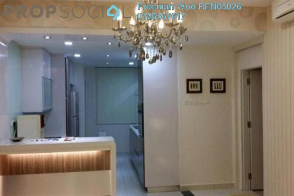 For Rent Condominium at Ceriaan Kiara, Mont Kiara Freehold Fully Furnished 3R/4B 5k